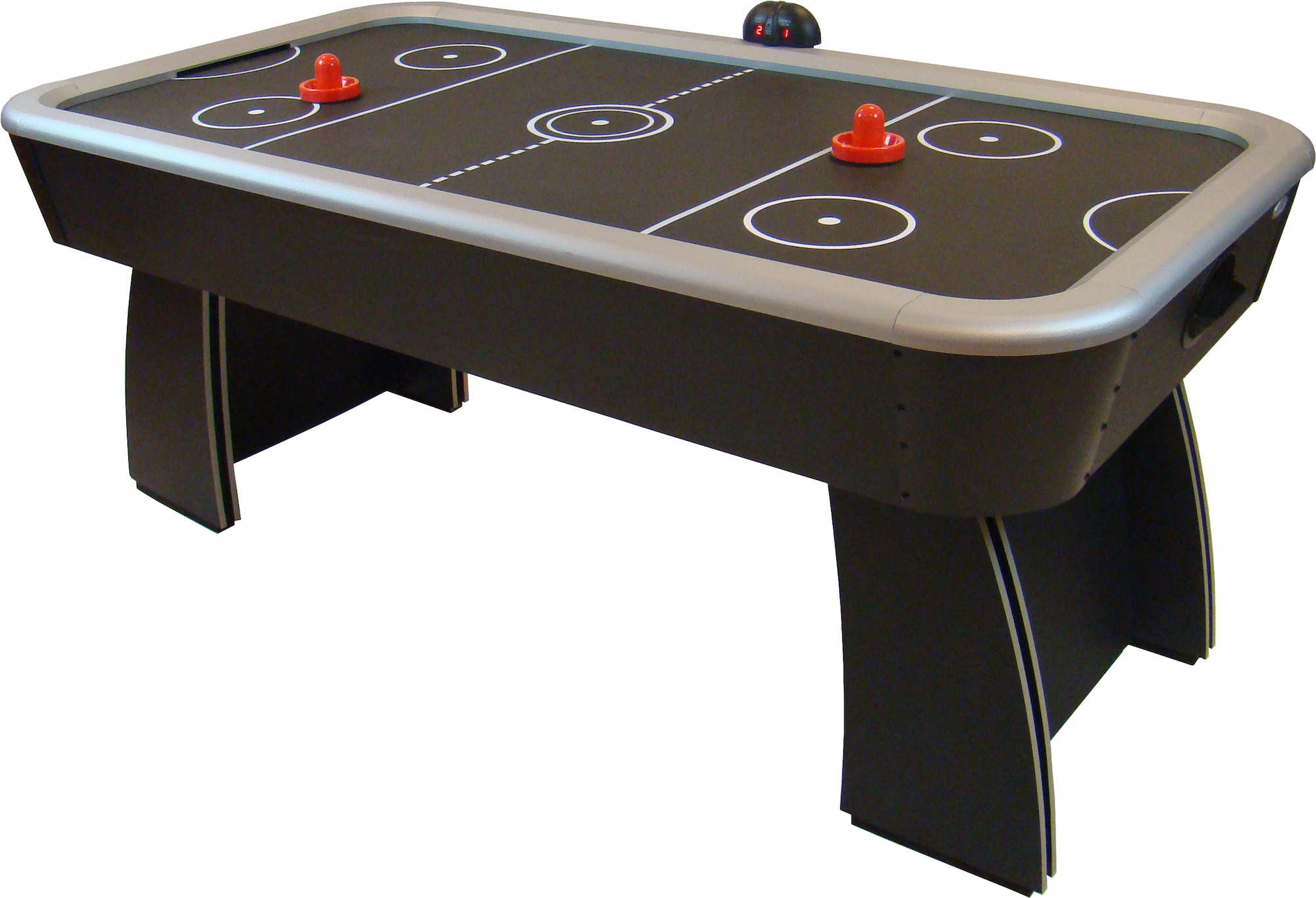 Gamesson Airhockey Spectrum Black