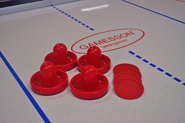 Gamessson Airhockey Coliseum 2 tillbehör