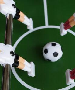 Gamesson Foosball Barcelona Närbild