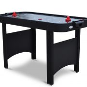 Gamesson Airhockey Shark Black Närbild