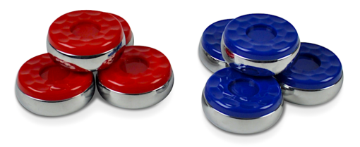 Gamesson - Shuffleboard - pucks
