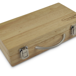 Gamesson - Shuffleboard - Box for pucks, closed