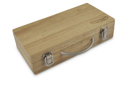 Gamesson - Shuffleboard - Box for pucks, closed